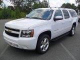 2011 Summit White Chevrolet Suburban LT 4x4 #53364682
