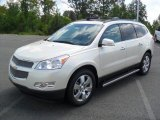 2012 Chevrolet Traverse LTZ Data, Info and Specs