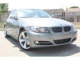 2011 Space Gray Metallic BMW 3 Series 335i Sedan #53364540