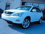 2009 Crystal White Mica Lexus RX 350 #53364402