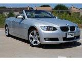 2008 Titanium Silver Metallic BMW 3 Series 328i Convertible #53364549