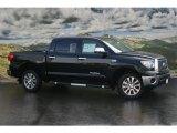 2011 Black Toyota Tundra Platinum CrewMax 4x4 #53364263