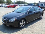 2012 Black Granite Metallic Chevrolet Malibu LT #53364721
