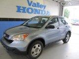 2009 Glacier Blue Metallic Honda CR-V LX #53364307