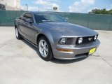 2007 Tungsten Grey Metallic Ford Mustang GT Premium Coupe #53364423