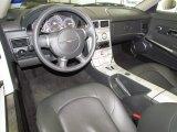 2006 Chrysler Crossfire Limited Roadster Dark Slate Gray Interior