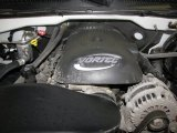 2006 Chevrolet Silverado 1500 Work Truck Extended Cab 4x4 4.8 Liter OHV 16-Valve Vortec V8 Engine