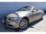 2008 Platinum Bronze Metallic BMW 3 Series 328i Convertible #53364329