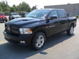 2012 Dodge Ram 1500 Sport Crew Cab 4x4 Data, Info and Specs