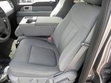 2005 Ford F150 XLT SuperCab Medium Flint Grey Interior
