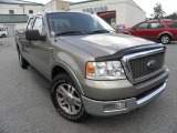 2011 Pale Adobe Metallic Ford F150 Lariat SuperCrew #53364441