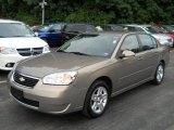 2007 Amber Bronze Metallic Chevrolet Malibu LT Sedan #53364750