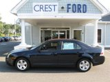 2008 Black Ebony Ford Fusion SE #53328122