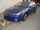 2007 Kinetic Blue Pearl Acura TL 3.5 Type-S #53364458