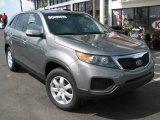 2012 Titanium Silver Kia Sorento LX #53364796