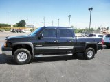 2003 Chevrolet Silverado 2500HD LT Crew Cab 4x4 Data, Info and Specs