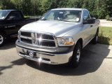 2012 Bright Silver Metallic Dodge Ram 1500 ST Regular Cab #53364645