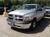 2012 Bright Silver Metallic Dodge Ram 1500 ST Regular Cab #53364646