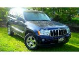 2006 Midnight Blue Pearl Jeep Grand Cherokee Limited 4x4 #53364511