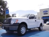 2011 Oxford White Ford F150 XL Regular Cab #53409644