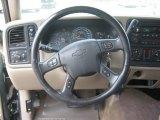 2006 Chevrolet Silverado 1500 Z71 Crew Cab 4x4 Steering Wheel