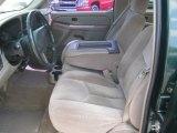 2006 Chevrolet Silverado 1500 Z71 Crew Cab 4x4 Tan Interior