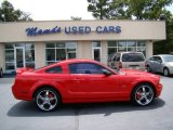 2007 Torch Red Ford Mustang GT Deluxe Coupe #53409909