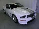 2007 Performance White Ford Mustang Shelby GT Coupe #53410175