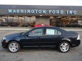 2008 Dark Blue Ink Metallic Ford Fusion SEL V6 AWD #53409930