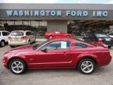2006 Redfire Metallic Ford Mustang GT Deluxe Coupe #53409931