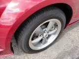 2006 Ford Mustang GT Deluxe Coupe Wheel