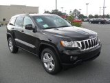 2012 Jeep Grand Cherokee Brilliant Black Crystal Pearl