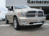2011 White Gold Dodge Ram 1500 Big Horn Quad Cab #53410221