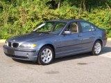 2004 Steel Blue Metallic BMW 3 Series 325xi Sedan #53409962