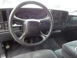 2000 Chevrolet Silverado 1500 Regular Cab Steering Wheel