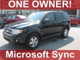 2009 Black Ford Escape XLT V6 #53409470