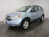 2010 Glacier Blue Metallic Honda CR-V LX AWD #53409963