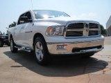 2011 Bright White Dodge Ram 1500 Big Horn Crew Cab 4x4 #53410227