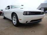 2011 Bright White Dodge Challenger SE #53410230