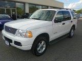 2004 Oxford White Ford Explorer XLT 4x4 #53409732