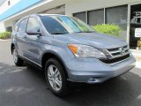 2011 Glacier Blue Metallic Honda CR-V EX-L #53409483