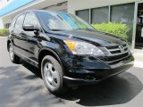 2011 Crystal Black Pearl Honda CR-V LX #53409484