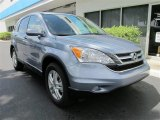 2011 Glacier Blue Metallic Honda CR-V EX-L #53409485