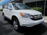 2011 Taffeta White Honda CR-V EX-L #53409486