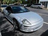 2003 Sterling Silver Metallic Mitsubishi Eclipse Spyder GTS #53409491
