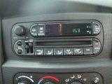 2002 Dodge Ram 1500 SLT Quad Cab 4x4 Audio System