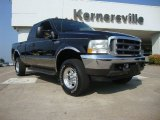 2003 Black Ford F250 Super Duty Lariat Crew Cab 4x4 #53410250