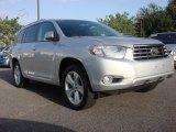 2010 Classic Silver Metallic Toyota Highlander Limited #53409514