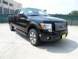 2011 Ebony Black Ford F150 XLT SuperCrew #53409770