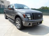 2011 Sterling Grey Metallic Ford F150 FX4 SuperCrew 4x4 #53409772